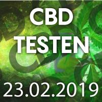 CBD Teststation im Shop Stuttgart-Vaihingen