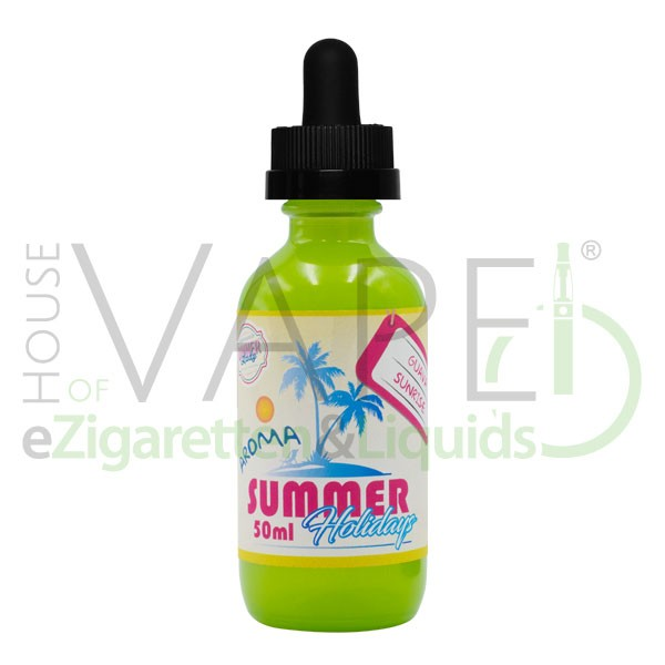 Summer Holiday Guava Sunrise Liquid von Dinner Lady