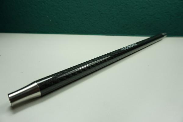 Carbon Mundstück  l Mundstück aus Carbon für die Shishia   Ansprechendes Design   Einfacher Gebrauch   Schneller Versand