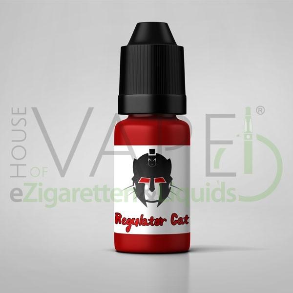Regulator Cat Aroma von Copy Cat zum Selbermischen von Liquids für eZigaretten