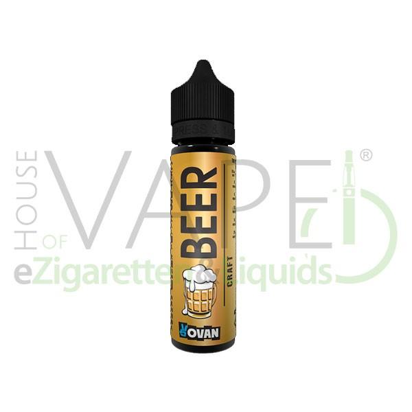 Beer (Bier) Liquid von Vovan ♥ Herbes Craft Beer ✔ 50ml Shake b4 Vape ✔ Schneller Versand ✔ Auch in unseren Shops ✔