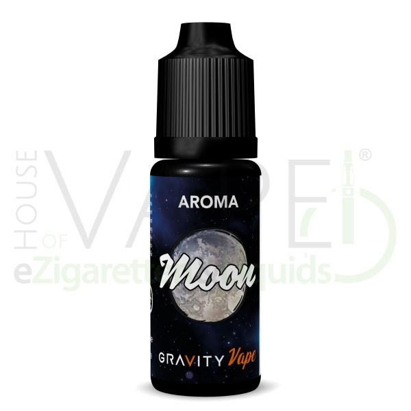 Moon Aroma von Gravity Vape ♥ Drachenfrucht, leichte Milchcreme ✔ 13% ✔ 10ml ✔ Auch in unseren Shops ✔