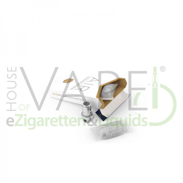 Lynden Air Kerne 0,2 Ohm ♥ 4er-Pack ✔ 0,2 Ohm Nickel ✔ Auch in unseren Shops ✔