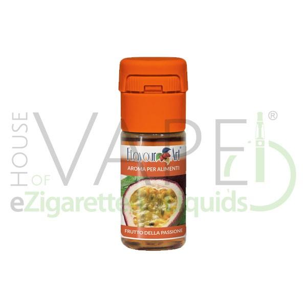 Maracuja (Passionsfrucht) von FlavourArt ♥ Süß-säuerlich ✔ Schneller Versand ✔ 2-6% Dosierung bei 2-5 Tag Reifezeit ✔ Ab 50€ Versandkostenfrei ✔