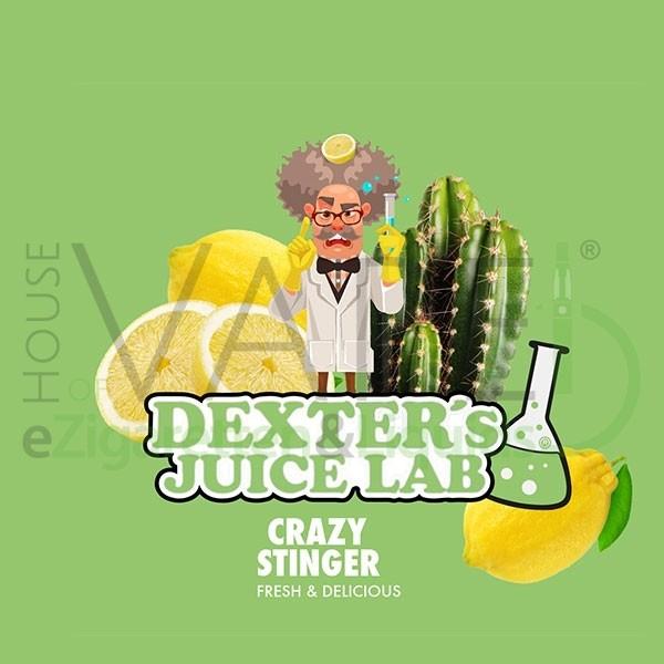 Crazy Stinger Aroma von Dexter ♥ Kaktus, Zitrone ✔ 5-10% ✔ 10ml ✔ Auch in unseren Shops ✔