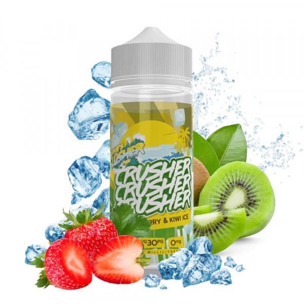 Crusher Strawberry Kiwi Ice