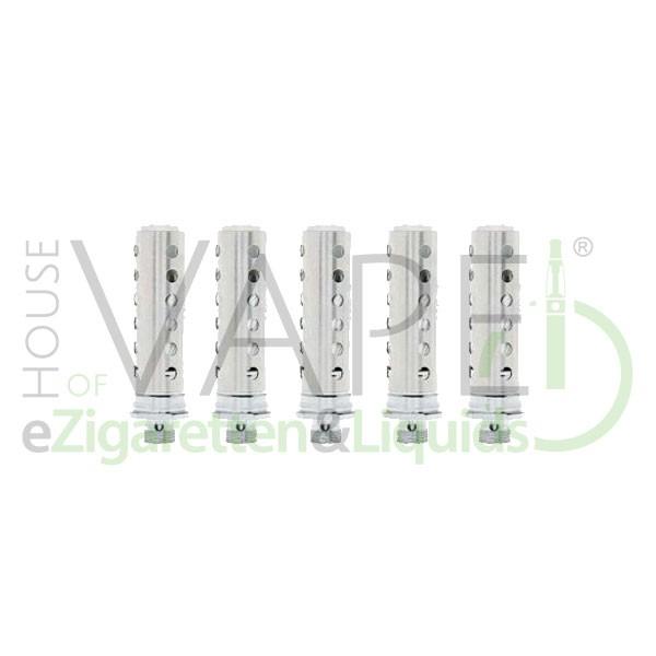 Endura T18E (Coils, Heads) von Innokin für eZigaretten 5er-Pack