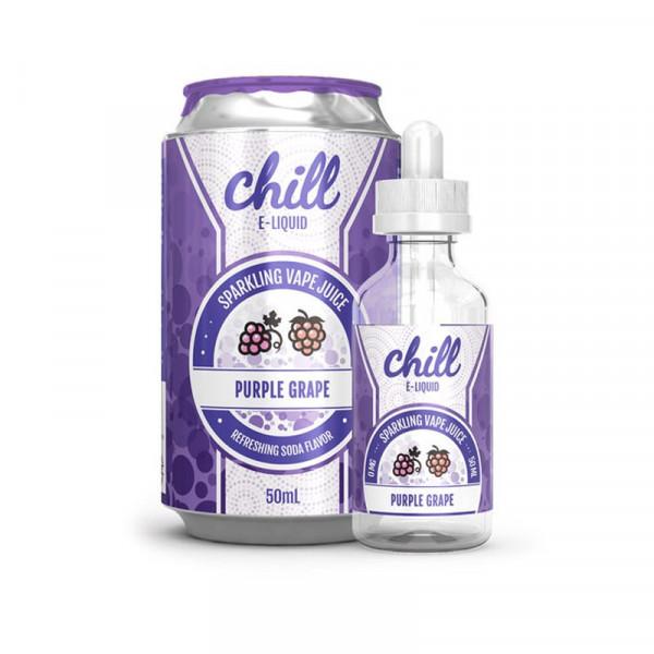 Chill eLiquid Purple Grape