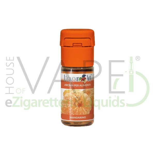 Mandarine von FlavourArt ♥ Fruchtig-süß mit leichter Zitrusfrische ✔ Schneller Versand ✔ 2-6% Dosierung bei 2-5 Tag Reifezeit ✔ Ab 50€ Versandkostenfrei ✔