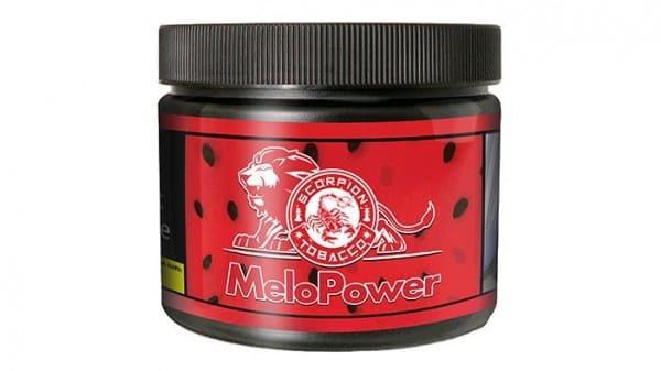 Scorpion Tobacco Shisha Tabak MeloPower 200g ♥ Wassermelone, Energy ✔ Intensiver Geschmack ✔ Schneller Versand ✔