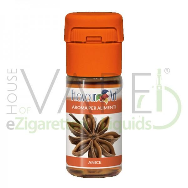 Anis von FlavourArt ♥ Lakritze ✔ Schneller Versand ✔ 2-6% Dosierung bei 2-3 Tag Reifezeit ✔