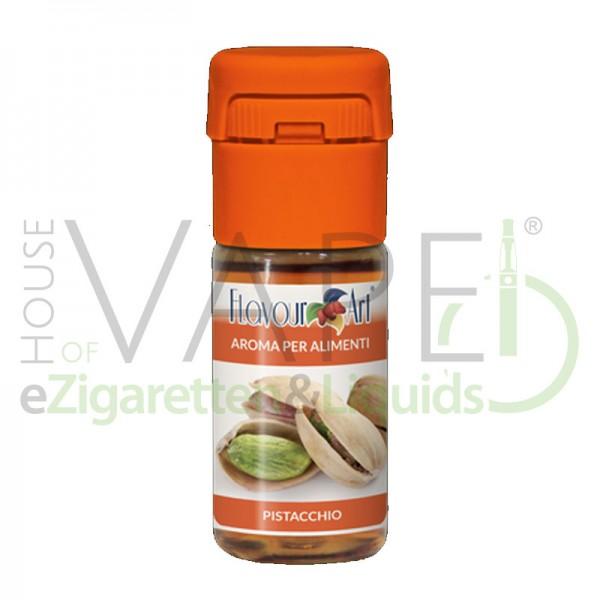 Pistazie von FlavourArt ♥ Nussig-süß ✔ Schneller Versand ✔ 2-6% Dosierung bei 2-3 Tag Reifezeit ✔