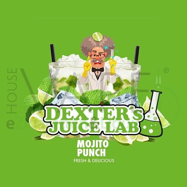 Mojito Punch Aroma von Dexter ♥ Mojito, Zitrone ✔ 7-12% ✔ 10ml ✔ Auch in unseren Shops ✔
