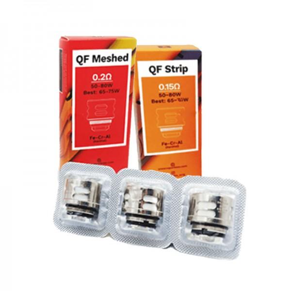 Vaporesso QF Coils 3er Pack