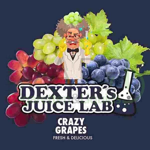 Crazy Grapes Aroma von Dexter ♥ Traubenmix ✔ 6-13% ✔ 10ml ✔ Auch in unseren Shops ✔