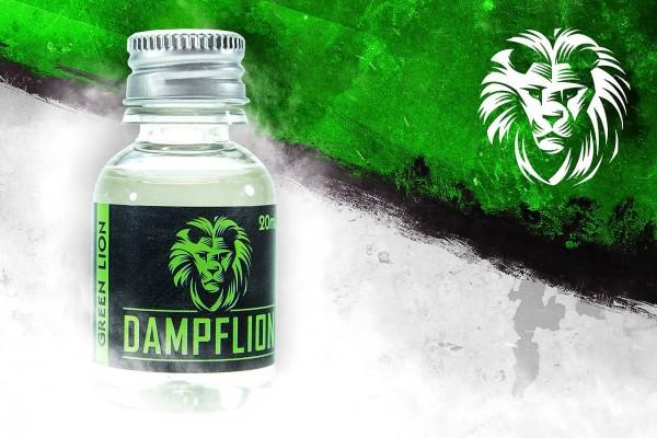 Dampflion Green Lion Aroma ♥ Limette, Birne, Menthol ✔ 8-10% ✔ 20ml ✔