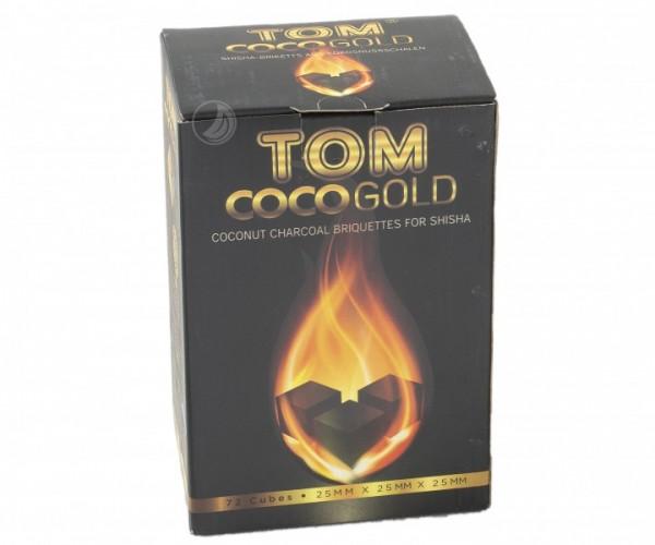 TOM Cococha Gold Naturkohle 1kg