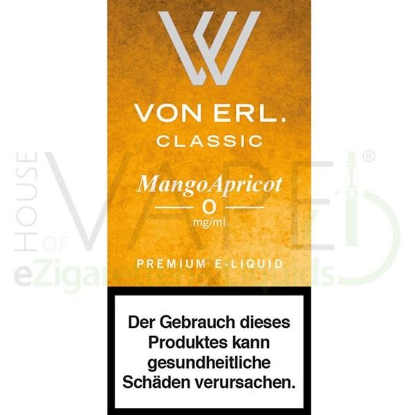 Mango Apricot Liquid von Von Erl/My Blue ♥ Mango, Aprikose ✔ TOP Preis ✔ Schneller Versand ✔ Günstig bestellen ✔