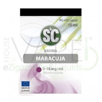 Maracuja Liquid von SC SilverConcept