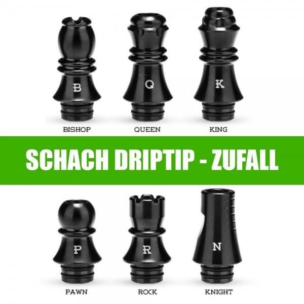 Prämienartikel Schach DripTip schwarz ( Zufall )