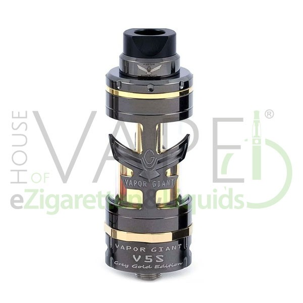 Vapor Giant V5S Gold/Grey Limited Edition