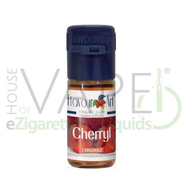 FlavourArt Liquid Cherryl (Schwarzkirsche)