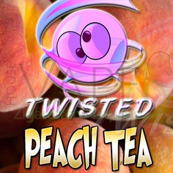 Peach Tea Aroma von Twisted Vaping ♥ Pfirsich Tee ✔ 10-15% Dosierung ✔ Auch in unseren Shops ✔ Ab 50€ versandkostenfrei ✔