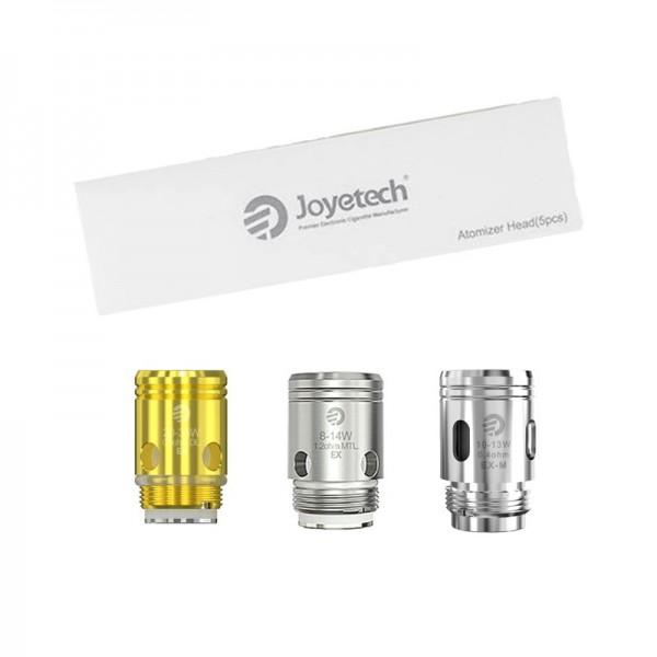 Joyetech EX Coils (Kerne, Heads, Köpfe)