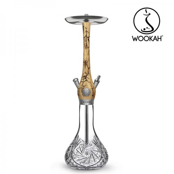 Wookah Grom Shisha Inklusive Wookah Crystal Bowl