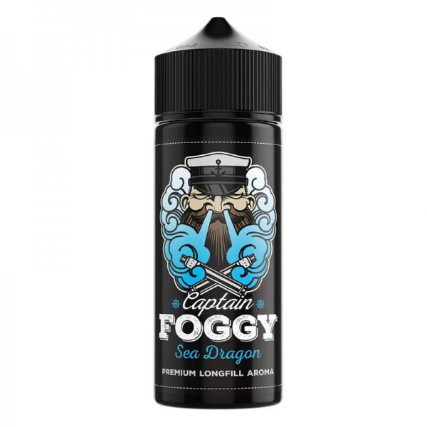 Captain Foggy Sea Dragon ♥ Blaubeere, Kiwi, leichte Frische ✔