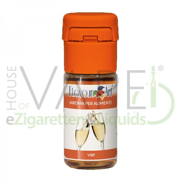 Champagner von FlavourArt ♥ Prickelnd fruchtig ✔ Schneller Versand ✔ 2-6% Dosierung bei 3-5 Tag Reifezeit ✔