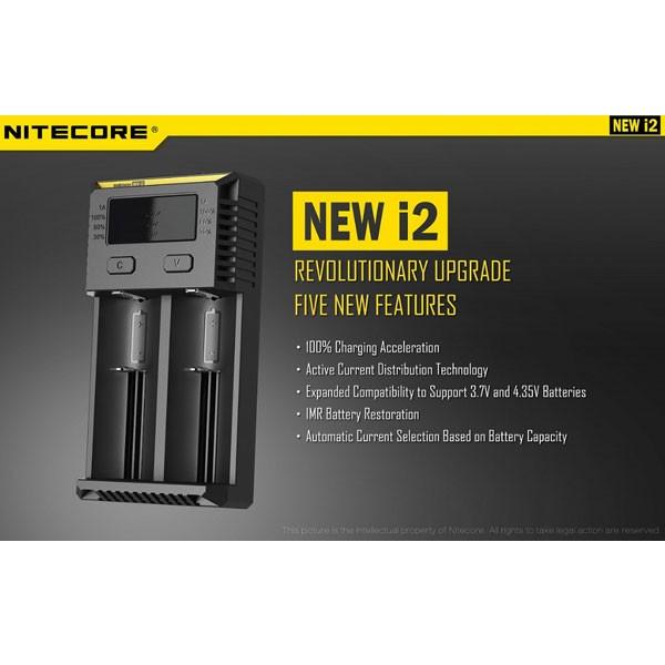 Nitecore New I2 EU
