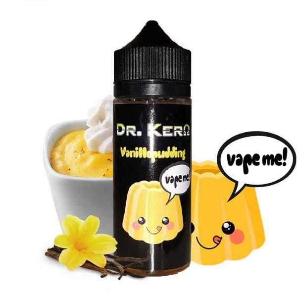 Dr. Kero Vanillepudding ♥ 100ml Shortfill ✔ Sahnig-Cremiger Vanillepudding ✔ In unseren Shops erhältlich ✔