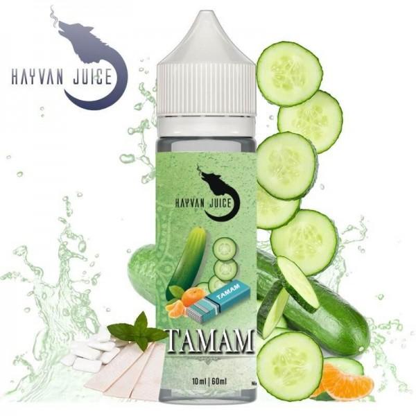 Hayvan Juice Tamam
