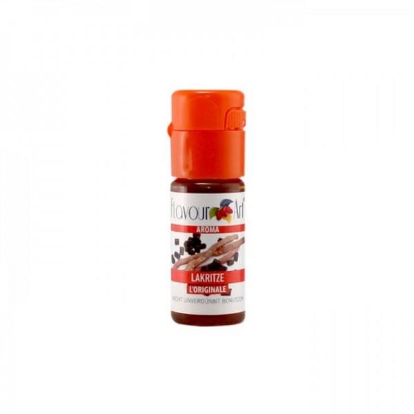 Lakritze von FlavourArt ♥ Einfach selbermischen ✔ Schneller Versand ✔ 2-6% Dosierung bei 3-5 Tag Reifezeit ✔