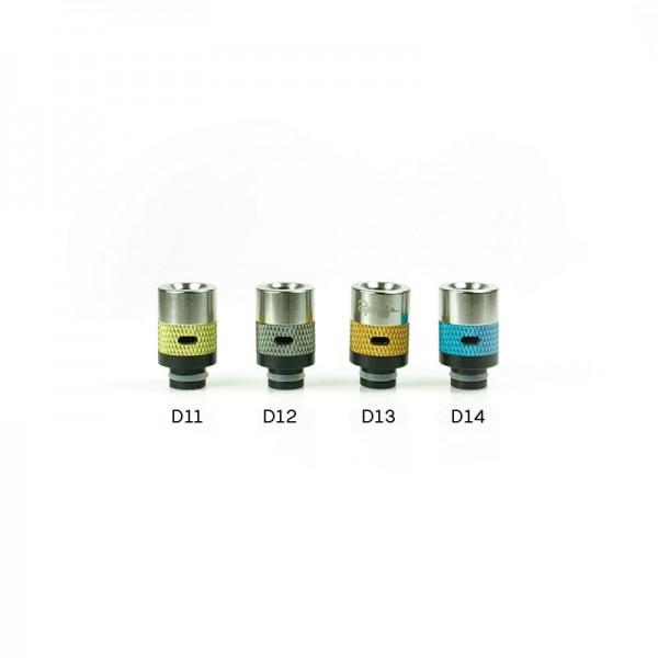 DripTip mit AirFlow ♥ 510er Anschluß ✔ Stylisch ✔ Verschiedene Farben ✔ Auch in unseren Shops verfügbar ✔