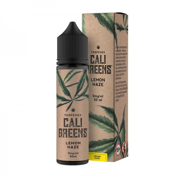 Cali Greens Lemon Haze