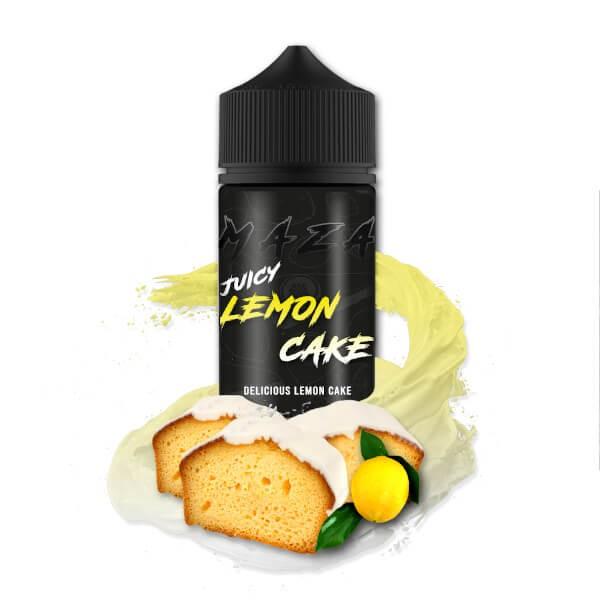 Juicy Lemon Cake Longfill