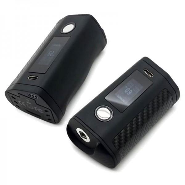 Minikin 3S von Asmodus ♥ Hochwertiger Akkuträger ✔ GX 200 UTC Chipsatz ✔ Touch-Farb-Display ✔ Fingerabdrucksensor, Vibration, Lagesensor, Drahtloses Laden, Entsperren via Passwort  ✔ Kostenloser Versand ✔