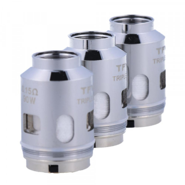 Smok TFV16 Tripple Mesh Heads 0,15 Ohm (3er-Pack)