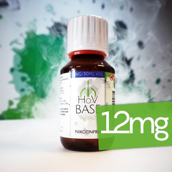 HoV Base 100ml-Flasche 70/30 12mg Nikotin