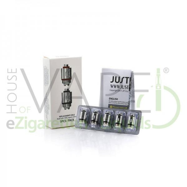 JustFog Q16, P16, P14, C14 Kerne ♥ 5er-Pack ✔ MTL Zigarettenstyle ✔ Gute Performance bei wirtschaftlichem Verbrauch ✔ Auch in unseren Shops ✔
