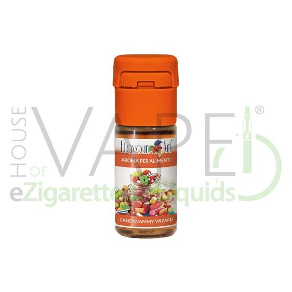 Jammy Candy Wizard von FlavourArt ♥ Süßmacher/Sweetener ✔ Schneller Versand ✔ 0,5% Dosierung ✔