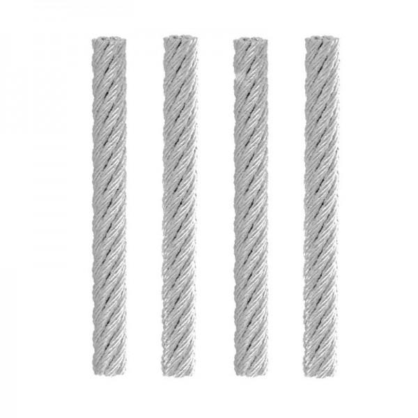 Vapefly Brunhilde MTL RTA Steel Wire (Edelstahldochte) 4x
