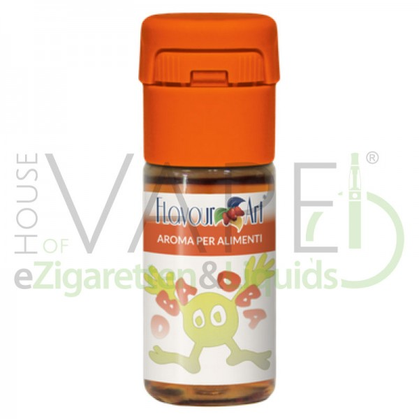 Oba Oba von FlavourArt ♥ Zuckerwatte ✔ Schneller Versand ✔ 2-6% Dosierung bei 2-5 Tag Reifezeit ✔