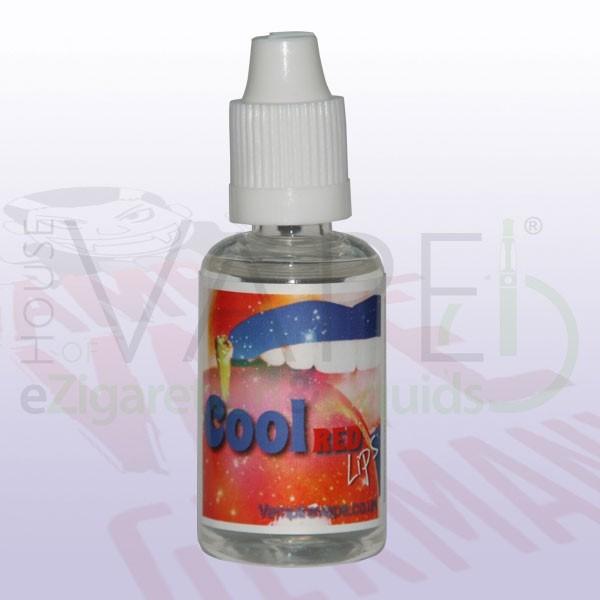 Cool Red Lips Aroma von Vampire Vape zum Selbermischen von Liquids für eZigaretten