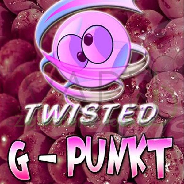 G Punkt Aroma von Twisted Vaping ♥ Süßer Traubenmix ✔ 10-15% Dosierung ✔ Auch in unseren Shops ✔ Ab 50€ versandkostenfrei ✔