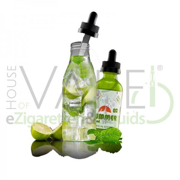 DinnerLady Sunset Mojito ♥ Special Edition ✔ Mojito mit Rum, Minze, Zitrone ✔ 50ml Shortfill ✔ In unseren Shops testen ✔ Ab 50 € versandkostenfrei ✔