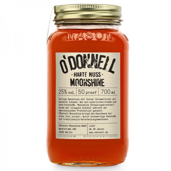 O'Donnell Moonshine Harte Nuss (700ml, 25%vol.)