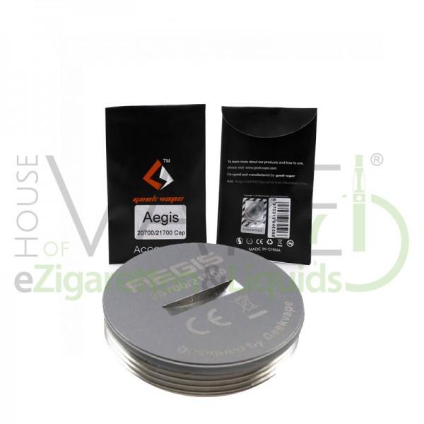 Geekvape Aegis 20700/21700 Akku Adapter ♥ Zur Verwendung von 20700/21700 Akkus ✔ Einfacher Austausch ✔